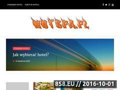 Miniaturka domeny www.hotspa.pl