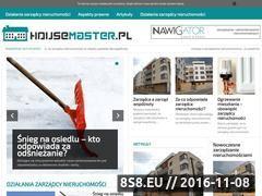 Miniaturka domeny housemaster.pl