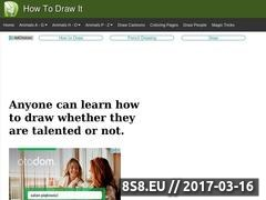 Thumbnail of How to draw Website