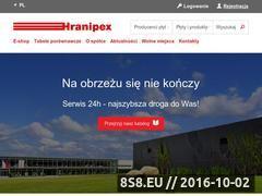 Miniaturka domeny www.hranipex.pl