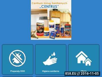 Zrzut strony Centrus - stacje DDD