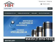 Miniaturka domeny hthwarszawa.pl