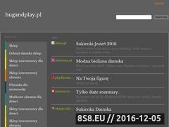 Miniaturka domeny hugandplay.pl