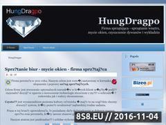 Miniaturka domeny hungdragpo.pl
