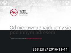Miniaturka domeny hunterextreme.pl