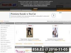 Miniaturka domeny www.hurcik.pl