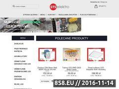 Miniaturka domeny hurtownia-elektro.pl