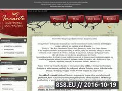 Miniaturka domeny www.hurtowniadlafryzjera.pl