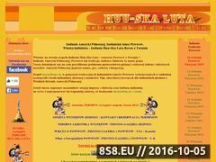 Miniaturka domeny www.huuskaluta.com.pl