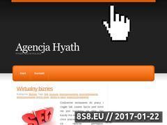 Miniaturka domeny www.hyath.com.pl