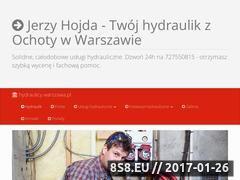 Miniaturka domeny www.hydraulicy.warszawa.pl