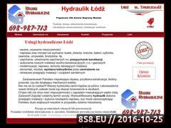 Miniaturka domeny www.hydraulik-awarie.pl