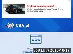 Miniaturka domeny www.hydraulik-gdynia.cba.pl
