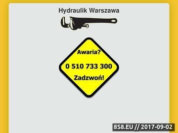 Zrzut strony Udrażniane kanalizacji - hydraulik Warszawa, przepychanie kanalizacji