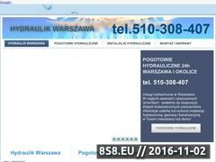 Miniaturka domeny hydraulik24warszawa.pl