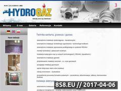 Miniaturka domeny www.hydrogaz-poznan.pl