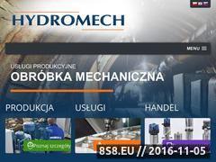 Miniaturka domeny www.hydromech-pac.pl