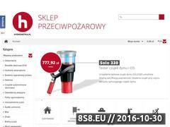Miniaturka domeny www.hydronetka.pl