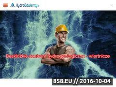 Miniaturka domeny www.hydroodwierty.pl