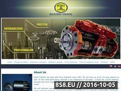 Miniaturka Hydraulika siłowa, pompy hydrauliczne, części (www.hydros.com.pl)