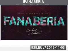 Miniaturka domeny i-fanaberia.pl