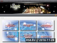 Miniaturka domeny www.i-future.pl