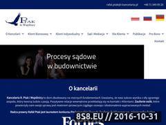 Miniaturka domeny www.i-kancelaria.pl