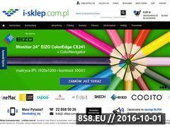 Miniaturka domeny i-sklep.com.pl