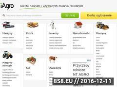 Miniaturka domeny www.iagro.pl