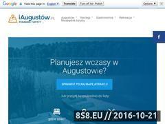 Miniaturka domeny iaugustow.pl