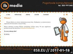Miniaturka domeny www.ib-media.pl