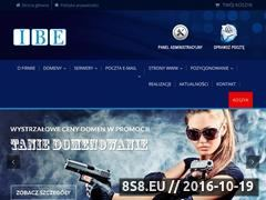 Miniaturka domeny www.ibe.pl
