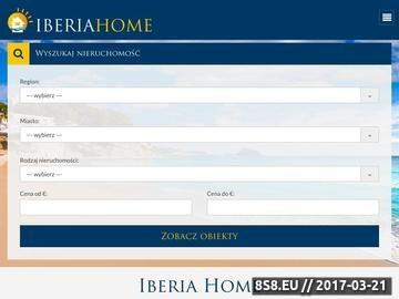 Zrzut strony Hiszpania - nieruchomości