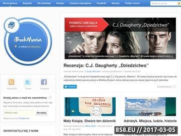 Zrzut strony IBookMania.pl - literatura