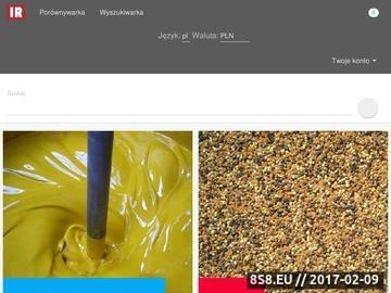 Zrzut strony Icmarket - Materiały Budowlane