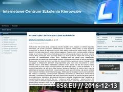 Miniaturka domeny www.icsk.pl