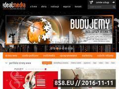 Miniaturka domeny www.idealmedia.pl