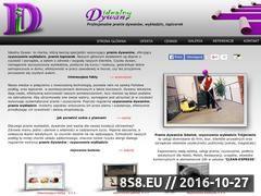 Miniaturka domeny www.idealnydywan.pl