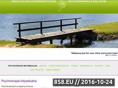Miniaturka domeny www.ideapsychoterapia.pl