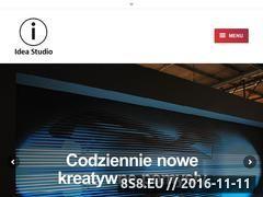 Miniaturka domeny ideastudio.pl