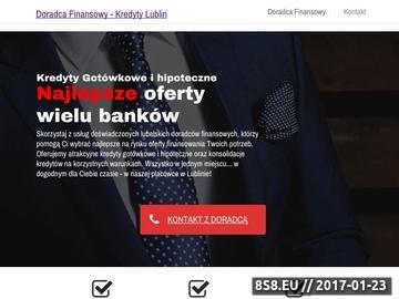 Zrzut strony Najnowsze informacje z gospodarki