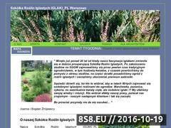 Miniaturka domeny www.iglaki.pl