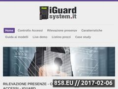 Thumbnail of Rilevazione Presenze Website