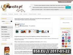 Miniaturka domeny igusto.pl