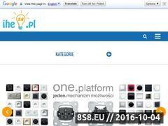 Miniaturka domeny www.ihe24.pl