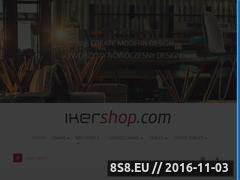 Miniaturka domeny ikershop.com