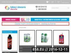 Miniaturka domeny www.ilakiernik.pl