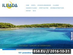 Miniaturka domeny www.ilijada.eu
