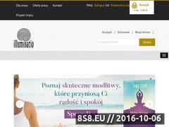 Miniaturka domeny www.illuminatio.pl