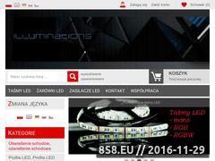 Miniaturka domeny illuminations.pl